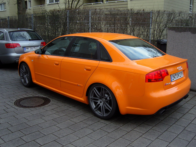 Can Someone Explain Audi Exclusive Colors